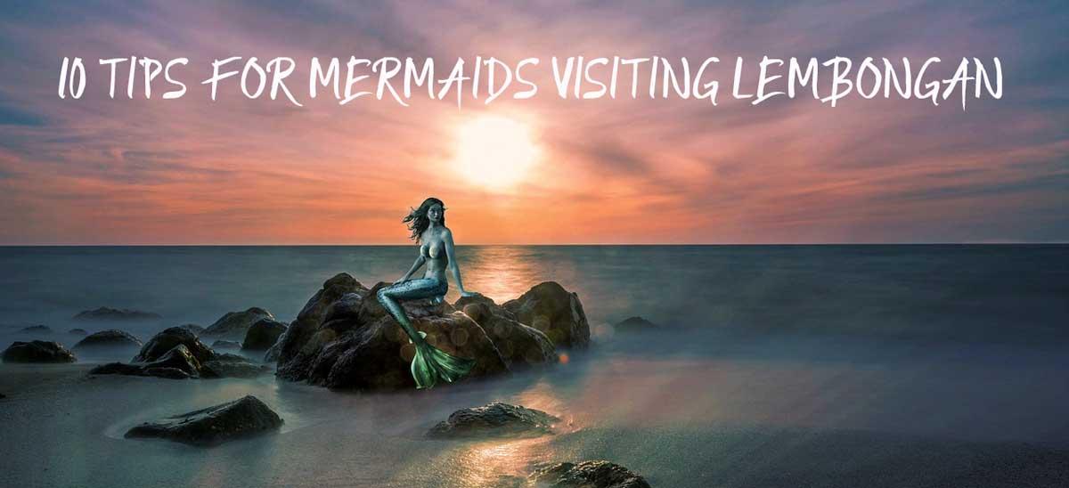 Visiting mermaids