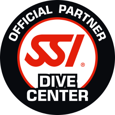 SSI logo for dive centres